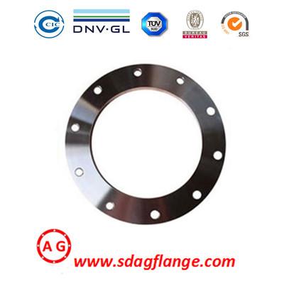 ASME B16.5 CS 300lb ANSI B16.5 Socket Welding Flange