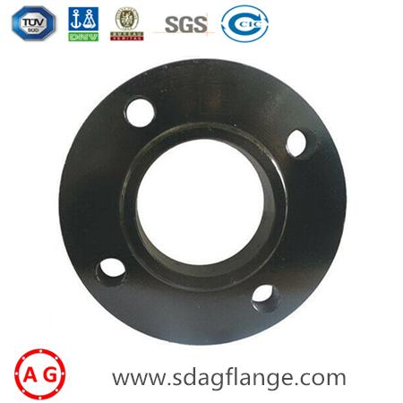 Black paint carbon steel flanges A105 S235JR type 13