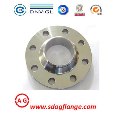 BS10 D DN400 PN100 Lap Joint Flange Gav