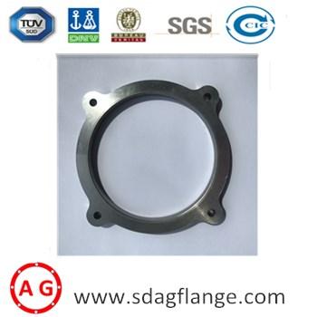 CNC Carbon Steel JIS Flange Vs Toilet Flange