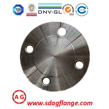 UNI6092 P245GH 4 CS Blind Flange Dimensions