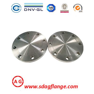 UNI6092 P245GH Blind Flange Dimensions